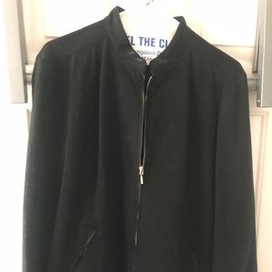 Ann Taylor Zip Up Jacket